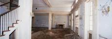 Bedford Springs Interior Before