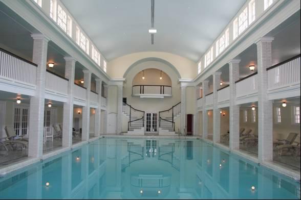 Bedford Springs Pool After