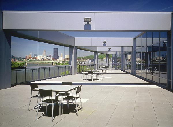 Bridgeside Point Veranda