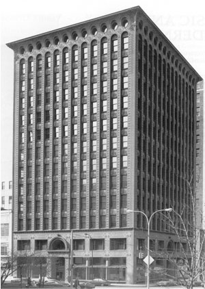 Guaranty Building Buffalo New York
