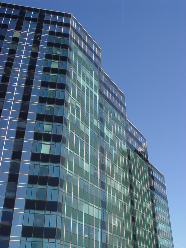North Point Office Complex Towers