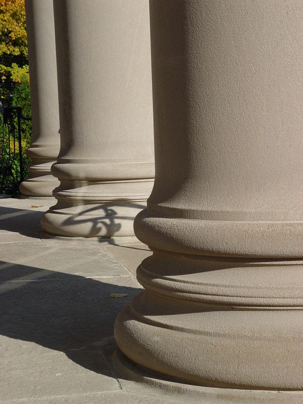 Nottingham Spirk Columns